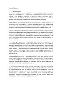 Sistema de Governo- Thiago Varella