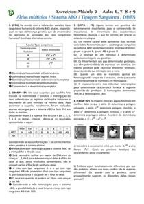 M2A06-07-08-09 - Sistemas sanguíneos