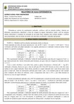 relatório de química - prática 10 - acidos e bases(final)
