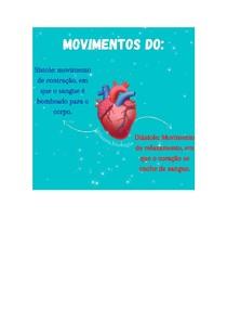 movimentos do coração