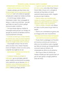 INTERVENÇÃO ESTATAL EXIGIDAS PELO COVID
