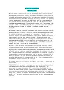 5- Resolução de exercícios Fisiologia