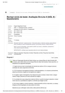 AOL 4 Fisiologia