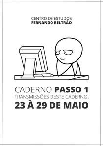 PASSO 1   REVISÃO INTEGRADA
