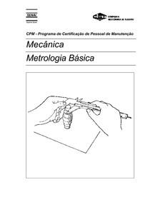 Metrologia Básica
