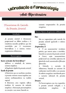 Anti-Hipertensivos