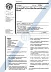 NBR 05733 - 1991 - Cimento Portland com ARI