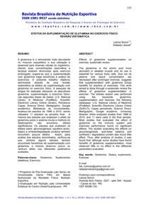 glutamina e intestino pdf