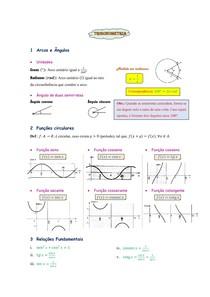 Trigonometria (Resumo)