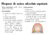 Bloqueio do nervo alveolar superior posterior