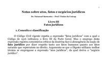 Notas sobre atos e negócios jurídicos_REVISTO