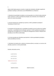 GESTÃO DE PROCESSOS A10 V1