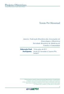 TPM - Tensão Pré Menstrual - Ginecologia - 4