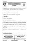 NBR 8492-Tijolo Maciço de solo-cimento/Método de ensaio da resistência compreenssão