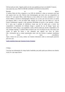 DICAS E MODELOS DE RELATÓRIO SOCIAL