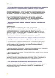 RESUMO MAPA 5 - MOD 3 (ENDOCRINO)