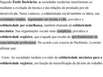 Fundamentos das Ciências Sociais Simulado (6) - Fundamentos - 2