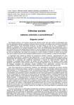 [Lander] Ciências Sociais   saberes eurocêntricos