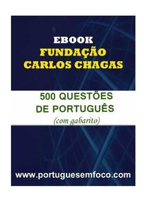 500 Questões de Português FCC com Gabarito