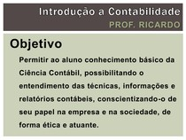 AULA 1 INTRODUÇÃO A CONTABILIDADE 10-02-2015