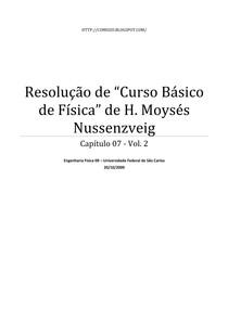 Resolução moyses_ vol2_cap07