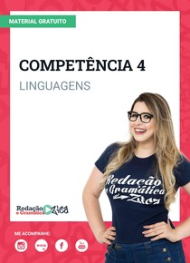 AULA 4 - Linguagens - Competência 4 - Profa. Pamba