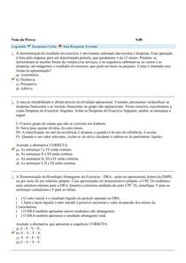 ANÁLISE DAS DEMONSTRAÇÕES CONTABEIS-AVALIAÇÃO I-UNIASSELVI FLEX