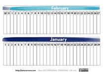 Calendario Lineal.Calendario Lineal Montessori En Homeschooling