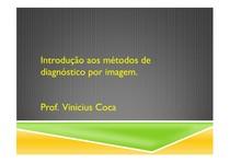 introdução de diagnostico por imagem