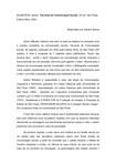 BLINKSTEIN, Izidoro. Técnicas de Comunicação Escrita. 20ª ed. São Paulo: Editora Ática, 2003.   Resenha