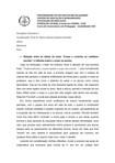 Relatório 1º seminário ENVIO