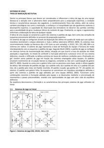 Sistema Tático Marcação - Futsal - 3 c2732f76b3883