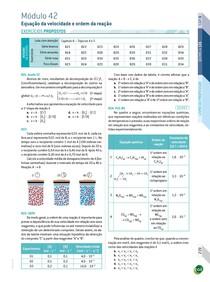 (Curta / Salve / Siga) Cinética química III - Lei da velocidade (ação das massas)