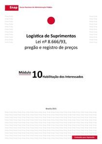 Módulo_10_LOGISTICA_SUPRIMENTOS_LEI_8666
