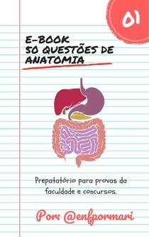 Exercícios/Questões de Anatomia