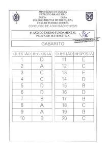 cmf- colégio militar de fortaleza-gabarito-mat-6-2019