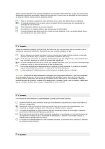 GESTÃO AMBIENTAL E DESENVOLVIMENTO SUSTENTÁVEL   av1