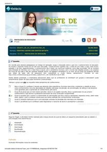 PISCICOLOGIA DA EDUCAÇÃO SIMULADO 4 1pdf