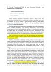 MOURA, J. A Ética na Psicanálise a Partir de seus Conceitos Centrais e sua Relação com a Terapêutica