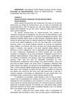 5ª Aula Texto 1 - Rappatorp - Estágio Sensório Motor