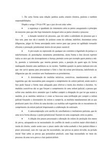 DIREITO PROCESSUAL CIVIL I - Papel dos Juízes, Sujeitos do Direito Processual, Ato Processual e Ato Processual no Tempo e no Espaço.