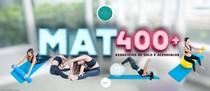 pilates livro MAT 400