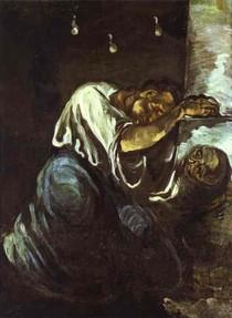 Paul Paul Cézanne - La Madeleine