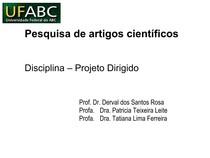 Aula3-Pesquisadeartigo,basededados-09062009.ppt