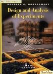 Design and Analysis of Experiments - Douglas C Montgomery
