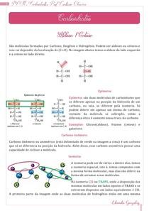 PCM - 4- Carboidratos Prof Cris