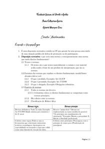 Caderno Direitos Fundamentais @catharinaorganiza