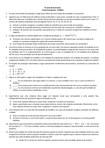 Lista de exercícios III