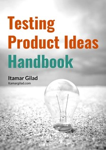 Testing Product Ideas Handbook
