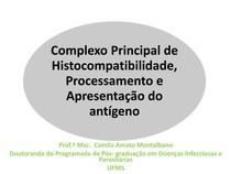 Imunologia_Histocompatibilidade
